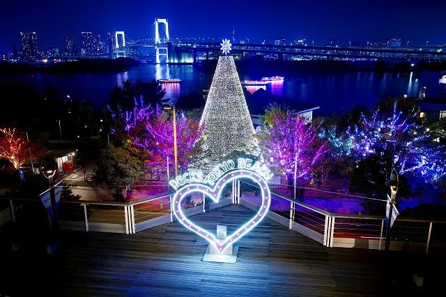 ロマンチックに決めろ! デートに使いたいクリスマスイルミのきれいなスポット