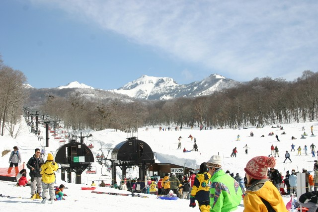 冬のデートはやっぱりこれ! 関東のスキー場ベスト5
