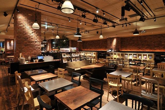 仕事にも使える! 池袋・新宿の落ち着けるカフェ