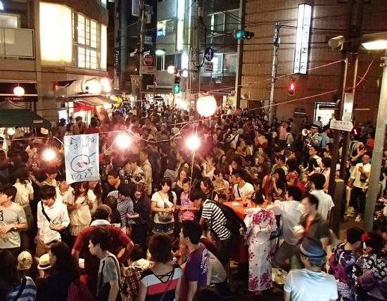 夏デートの超定番! 東京の夏祭り大紹介!