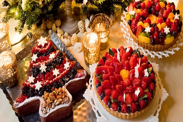 クリスマスの夜の主役? 2016年話題のクリスマスケーキを紹介!